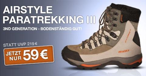 Airstyle Paratrecking III nur 59,- €
